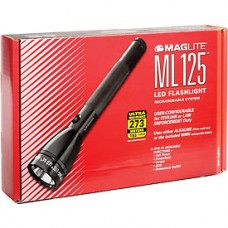Linterna Maglite Led, Recargable Ml125 3 Cell C