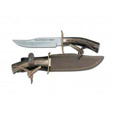 Cuchillo asta de ciervo GRED-16
