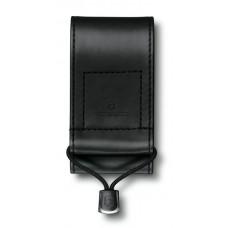 Funda piel sintética negra para navaja SWISSCHAMP