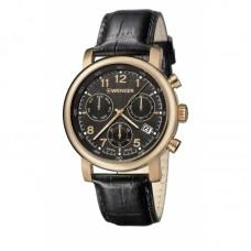 Reloj Urban Classic Chrono, Caballero, Correa Piel Negro